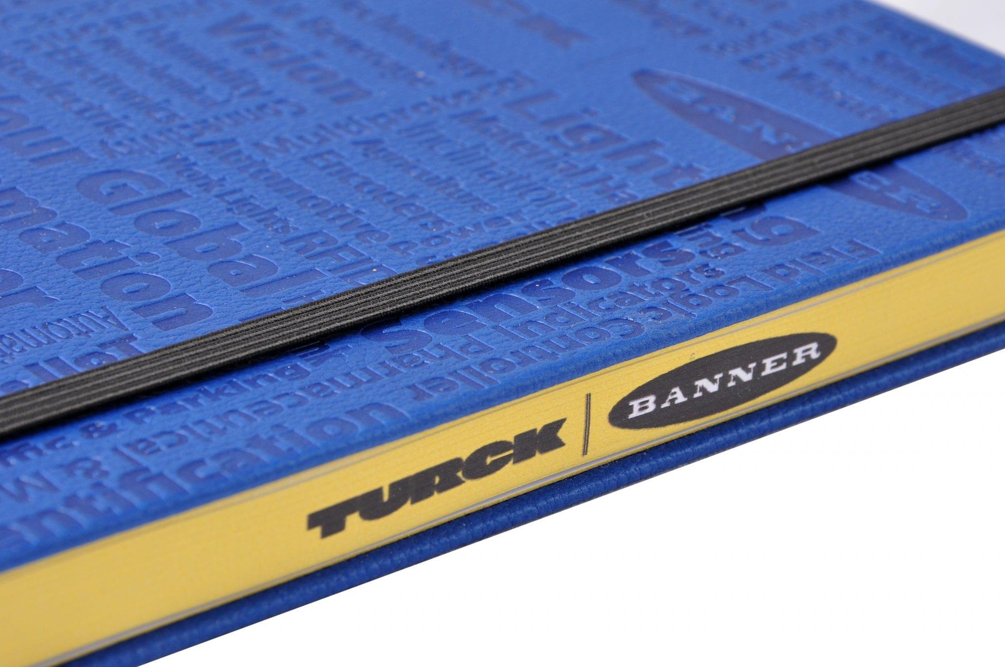 Printed paper edge
