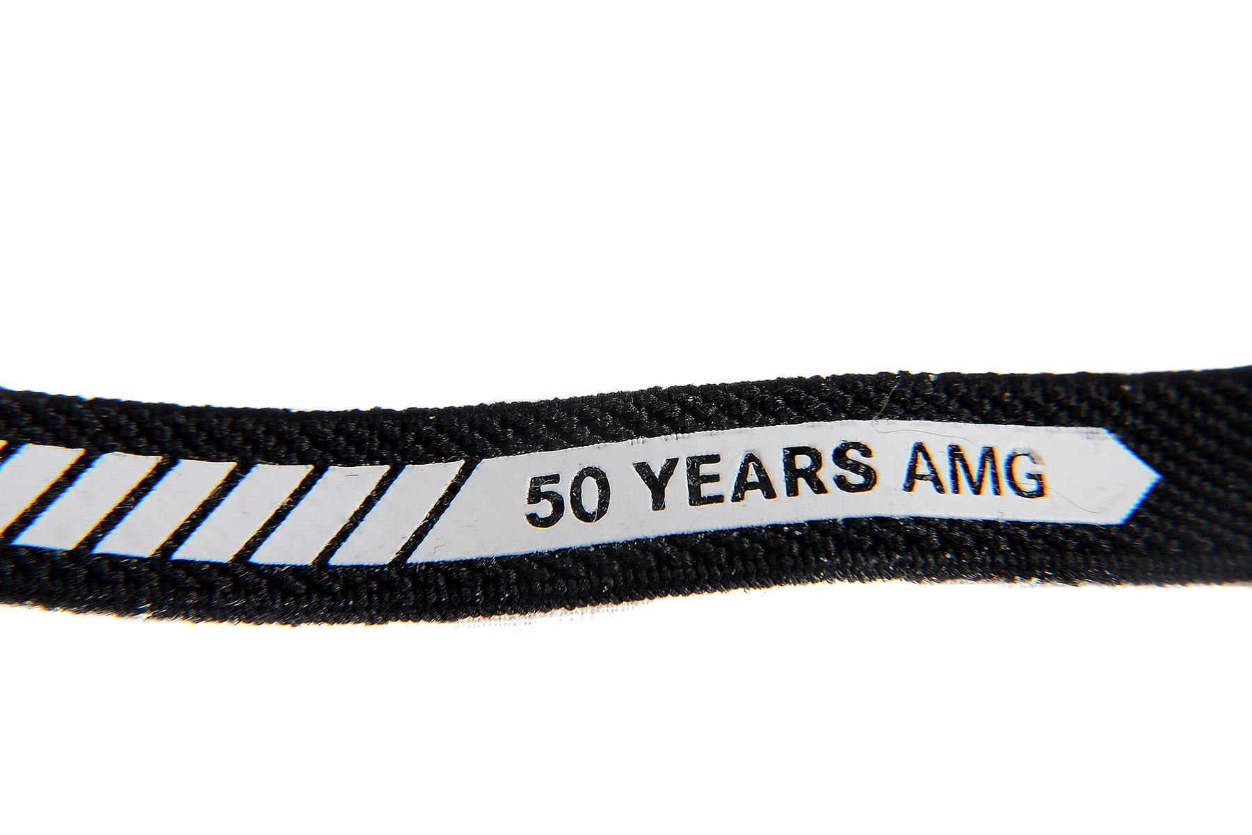 3D PVC logo on ribbon