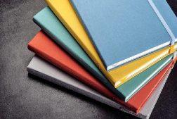 cloth notebooks
