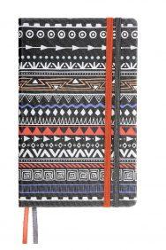 dual elastic colours to match cover design