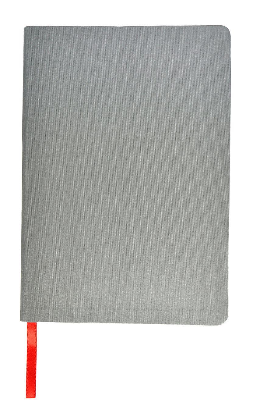 Bio-Degradable Notebook Cover Grey