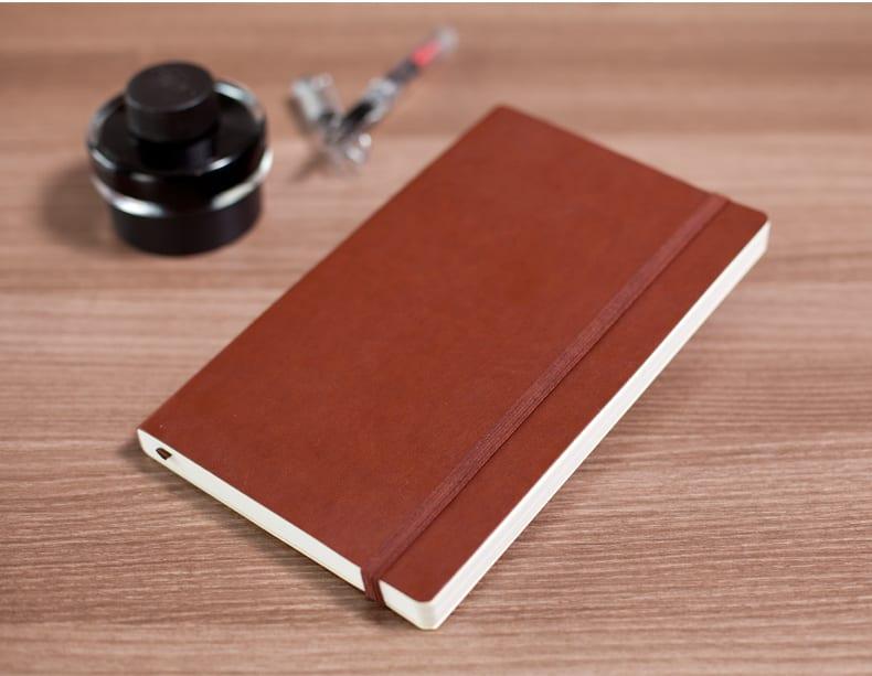 Leather PU Note book