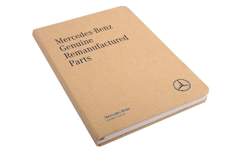 Mercedes Notebook