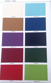 paper Leather (leatherette) stock colours