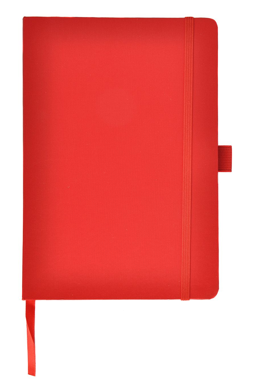 Bio-Degradable Notebook Cover Red