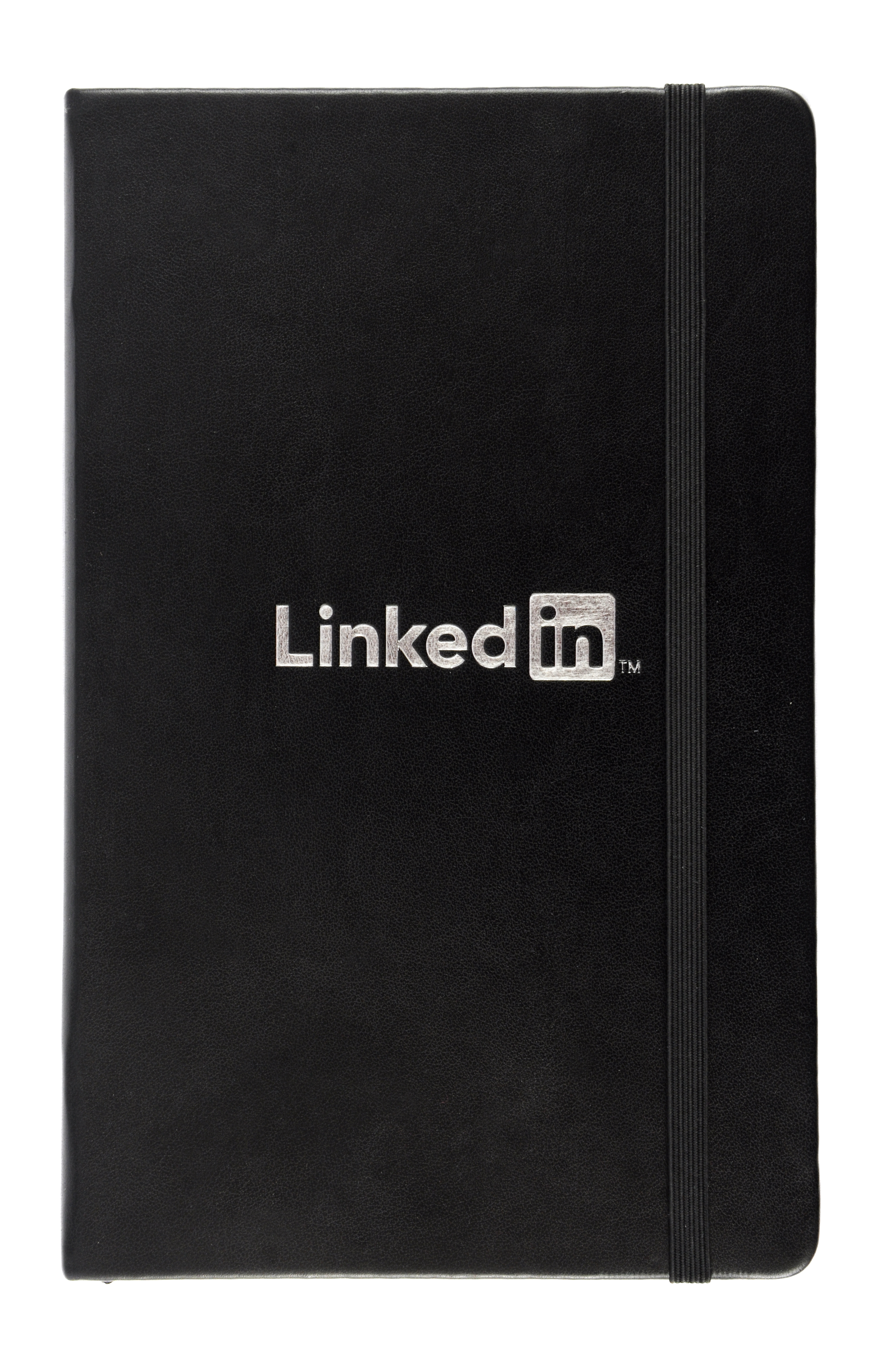 Silver Blockef A5 Note book