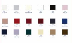 biodegradable Ribbon stock colors